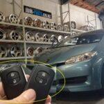 TOYOTA WISH Push Start Smart Key Duplication key replacement» JDM-PARTS.co.nz