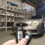 NISSAN SKYLINE Coupe 370GT V37 Key fob Cording» JDM-PARTS.co.nz